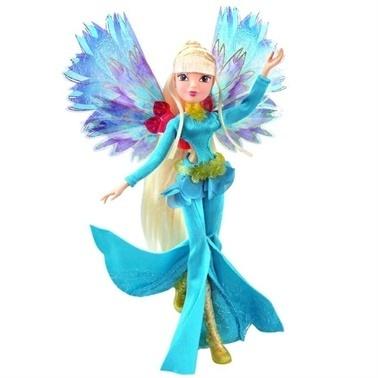 Winx Winx Onyrix Fairy Stella  Renkli